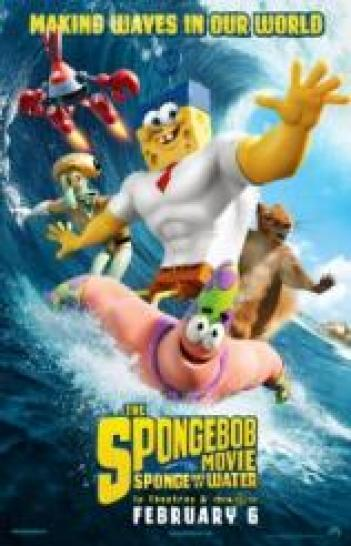 The SpongeBob Movie: Sponge Out of Water 2015 - BluRay - 1080p
