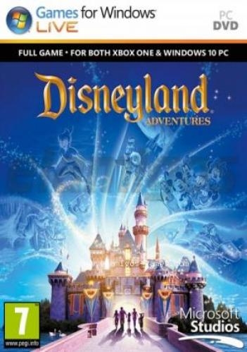 Disneyland Adventures CODEX