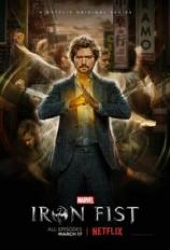 Iron Fist 2017 - BluRay - 720p