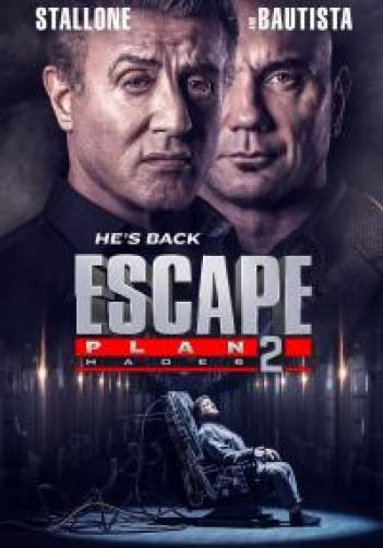 Escape Plan 2: Hades 2018 - BluRay - 1080p