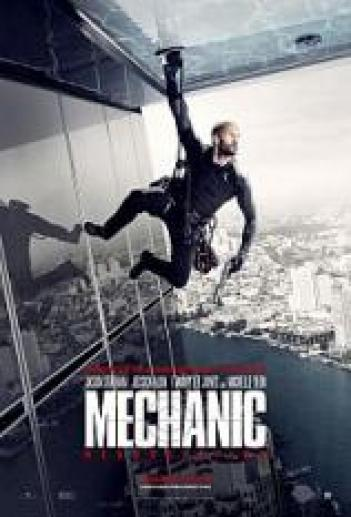 Mechanic: Resurrection 2016 - HDRip - 1080p