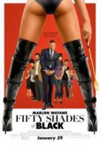 Fifty Shades of Black 2016 - BRRip - 720p AVI