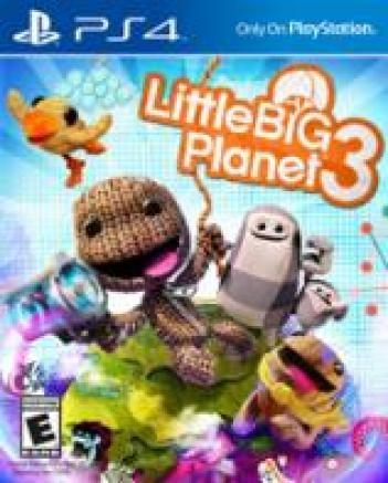 Little Big Planet 3 אחר