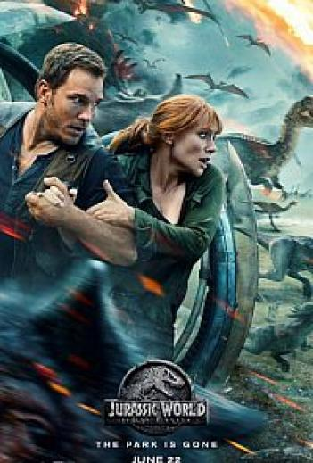 Jurassic World: Fallen Kingdom 2018 - HD-TS