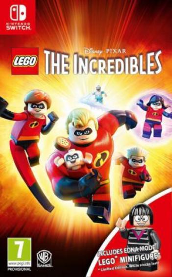 LEGO The Incredibles CODEX