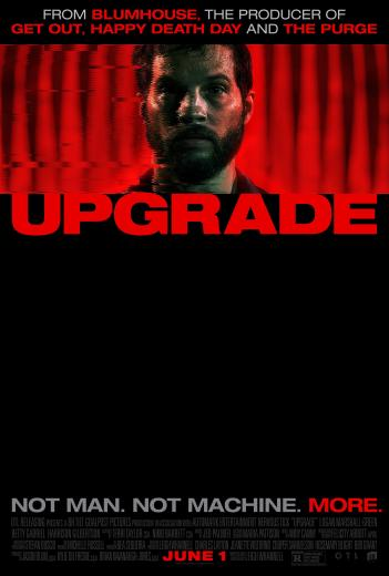 Upgrade 2018 - BluRay - 1080p