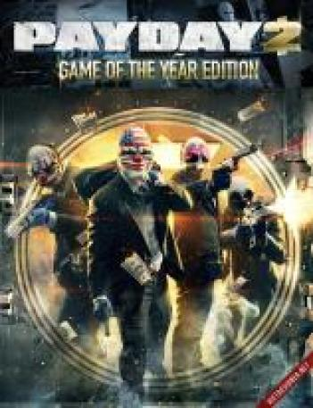 Payday 2 Game of The Year Edition אחר