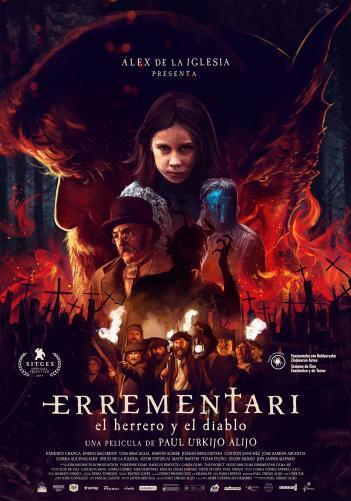 Errementari: The Blacksmith and the Devil 2017 - WEBDL - 720p - AVI
