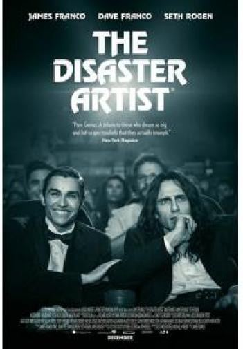 The Disaster Artist 2017 - BRRip - 720p AVI