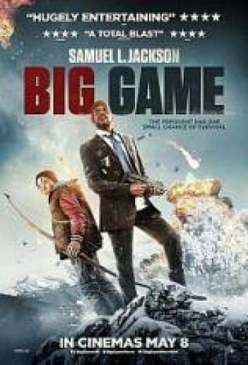 Big Game 2014 - BluRay - 1080p