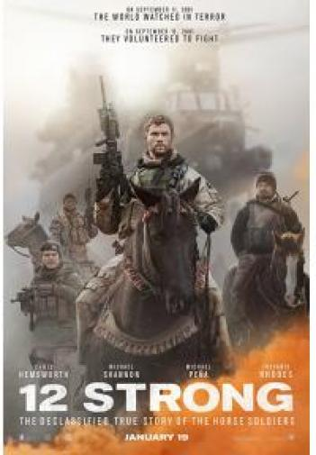 12 Strong 2018 - BluRay - 1080p
