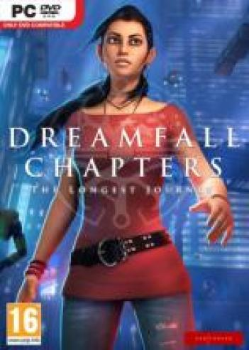 Dreamfall Chapters Book Three Rebels FLT