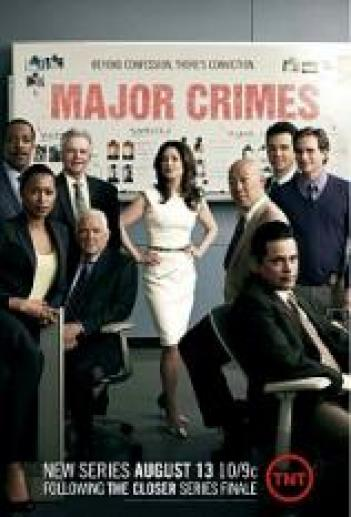 Major Crimes 2012 - HD - 720p