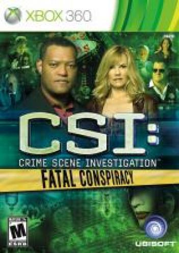 CSI Fatal Conspiracy אחר