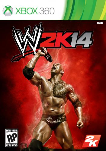 WWE 2K14 2014 - SPARE