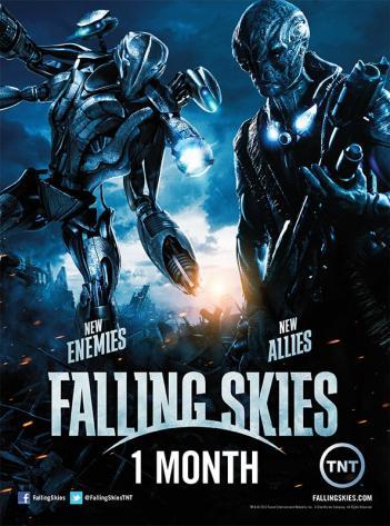 Falling Skies S03E01E02 2013 - HDTV