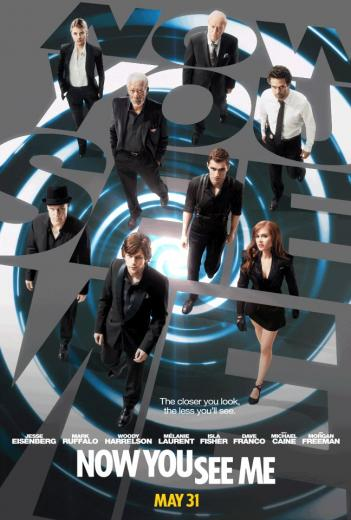 Now You See Me 2013 - DVDRIP
