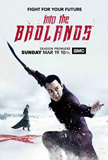 Into the Badlands 2015 - HDTV