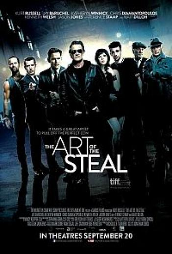 The Art of the Steal 2013 - HDRip