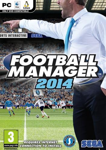Football Manager 2014 - 3DM