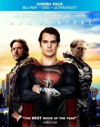 Man Of Steel 2013 - 720P BluRay