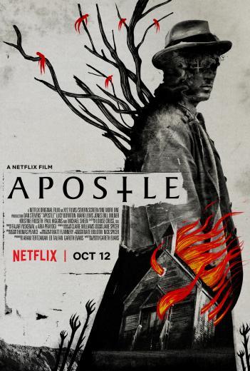Apostle 2018 - WEBDL - 720p