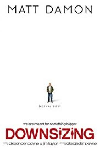 Downsizing 2017 - HDRip - 720p AVI