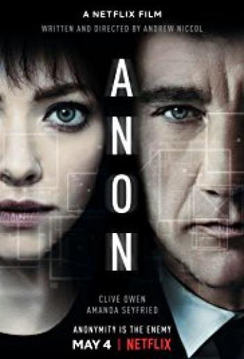 Anon 2018 - BluRay - 1080p
