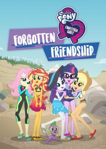 My Little Pony Equestria Girls: Forgotten Friendship 2018 - HDRip