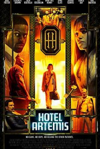 Hotel Artemis 2018 - BluRay - 4K