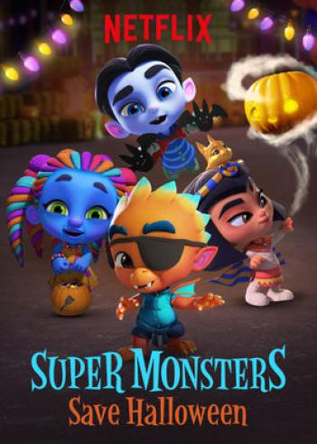 Super Monsters Save Halloween 2018 - HDRip