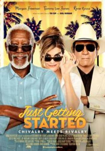 Just Getting Started 2017 - BluRay - 720p