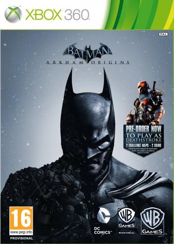Batman: Arkham Origins 2013 - COMPLEX