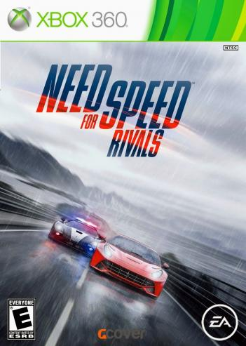 Need for Speed Rivals 2013 - PROTOCOL