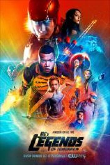 Legends of Tomorrow 2016 - HD - 720p