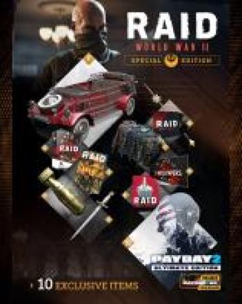 RAID: World War II CODEX