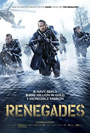 Renegades 2017 - BRRip - 720p AVI
