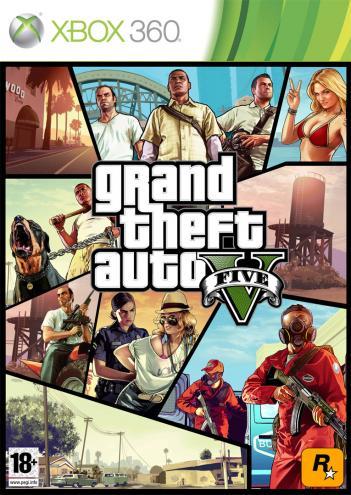 Grand Theft Auto V 2013 - QUACK