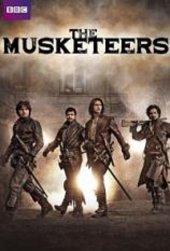 The Musketeers 2014 - HDTV