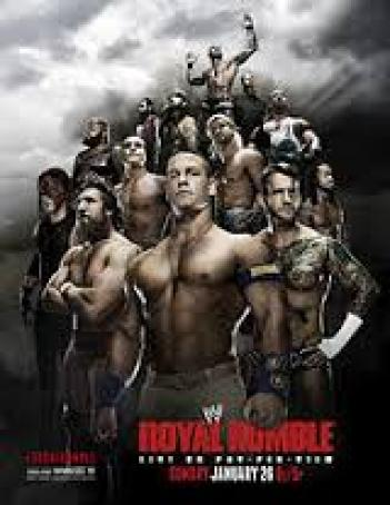Royal Rumble 2014 - HDTV