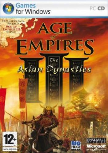 Age Of Empires III The Asian Dynasties CODEX