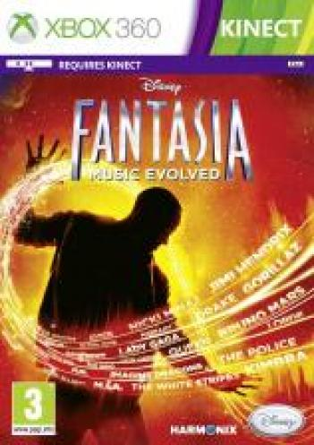 Disney Fantasia Music Evolved אחר