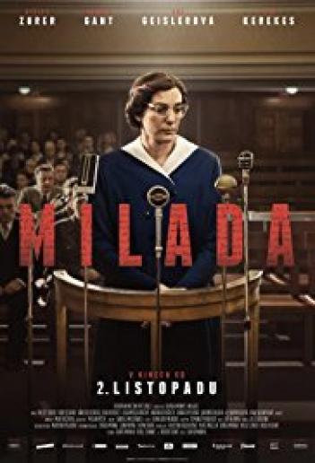 Milada 2016 - HDRip