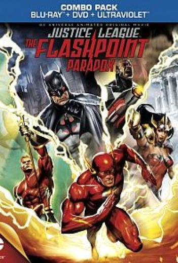 Justice League The Flashpoint Paradox 2013 - DVDRip