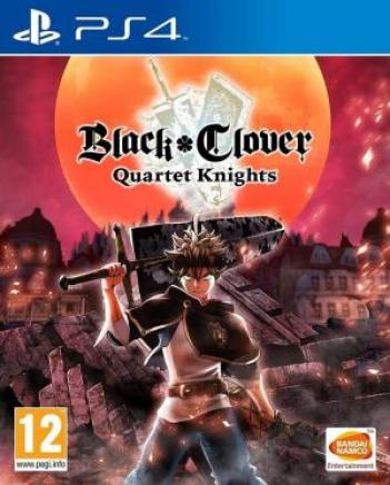 Black Clover Quartet Knights CODEX