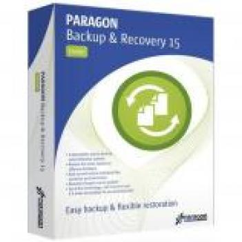Paragon Backup and Recovery 15
