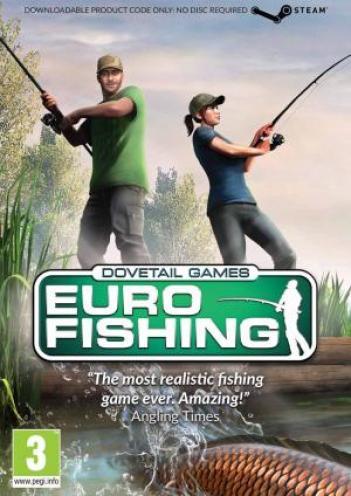Euro Fishing Waldsee CODEX