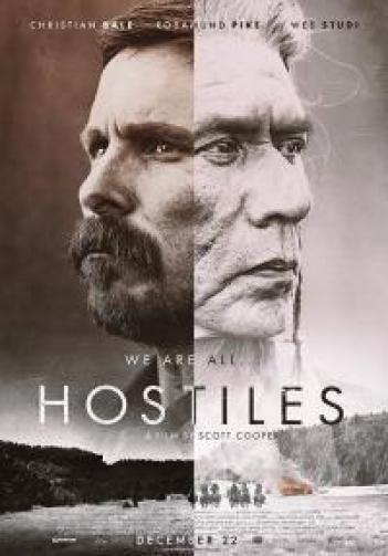 Hostiles 2017 - BDRip