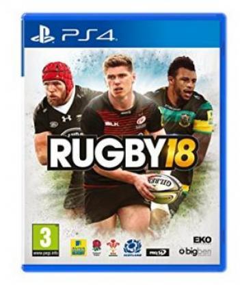 Rugby 18 SKIDROW