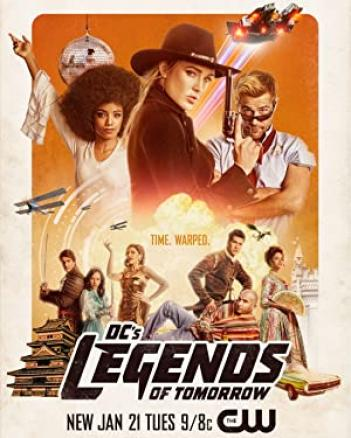 Legends of Tomorrow 2016 - HDTV